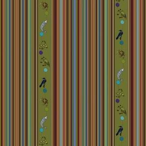 Kiwiautomata moss stripe