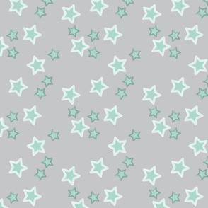 Baby dino stars