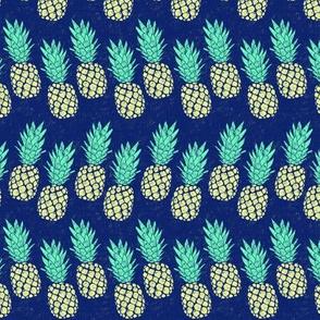 Hawaiian Pineapples - SMALL