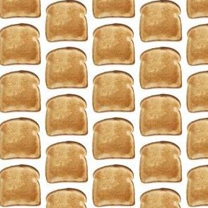 16-12F Retro Toast Tan Brown  White