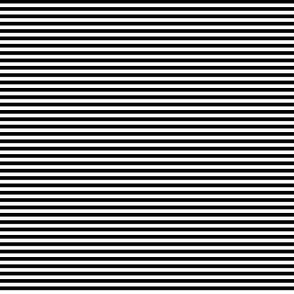 black & white stripe small