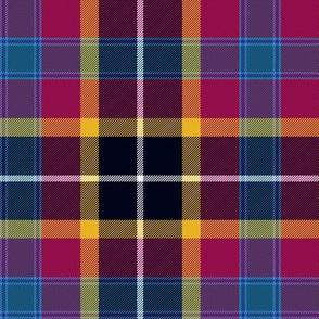 "Maryland tartan 2 - 6"", registered colors"