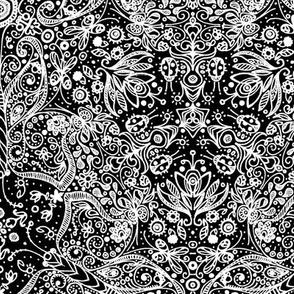 Anatomy of a Garden in White - © Lucinda Wei