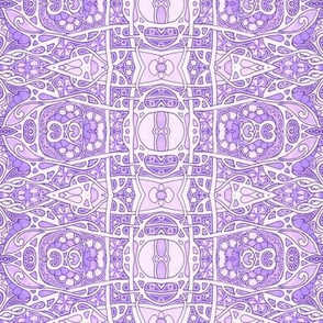 In a Lacy Purple Place
