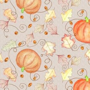 Pumpkin Patch beige