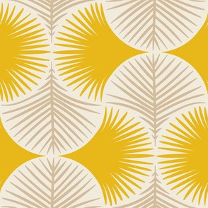Tropical geometry - yellow