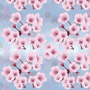 5813258-small-japanese-plum-blossoms-by-katelai
