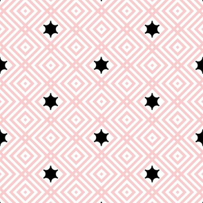 Square Neurons   Provincial Pink