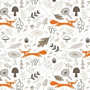 fox forest gray