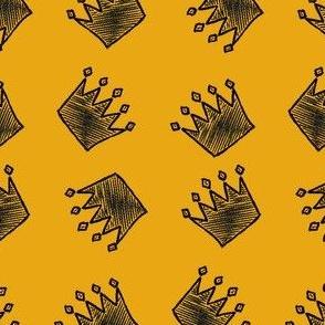 crowns mustard