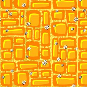 Mod Century Tiki Bricks 004