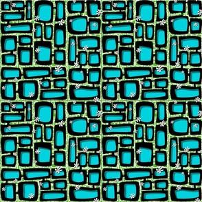 Mod Century Tiki Bricks 010
