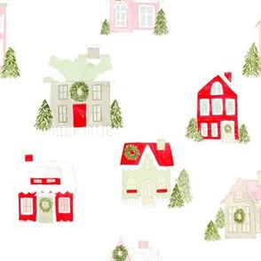 Little Christmas Houses
