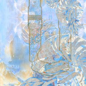 Hale-Zen's blue Nautilus