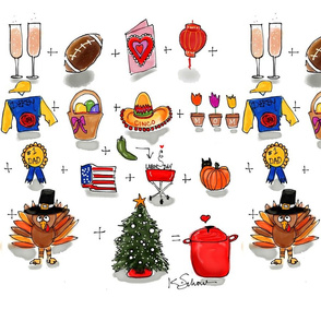 Holidays in the Kitchen