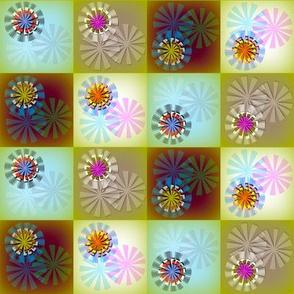 Fleece_daisy mix