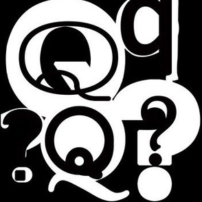 Q is Question Mark