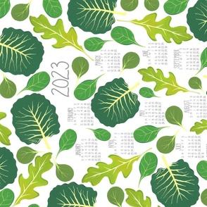 2021 Leafy Greens