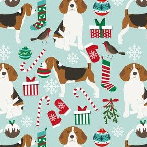 Beagle Donut Cute Beagles y Donuts Dise/ño Turquesa Novedad Fashion Crew Calcetines Unisex Deportes Caminar Atl/ético Calcetines
