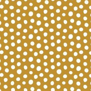 Dots - Dk Caramel