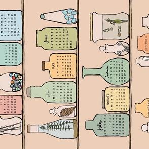 Calendar of Curiosities 2020