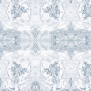 Ice dyeing Bluegrey 11 | Michelle Mathis
