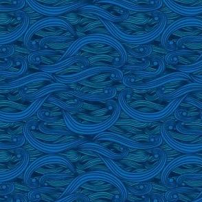 Undulations (sea)