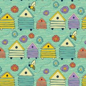Honey Bee Home