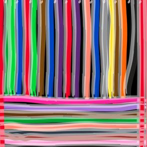 Iris_stripes_black
