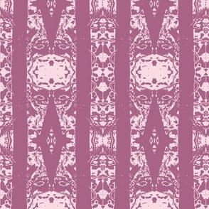Twig & Vine (Deep Rose Pale Pink)