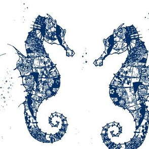 Seahorse Blues