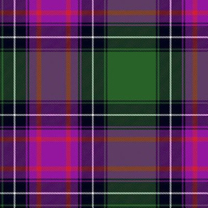 New Hampshire official state tartan, 6""