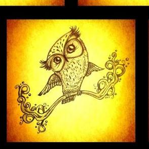 Shy Little Owl