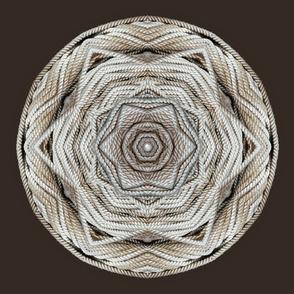 Twine Mandala
