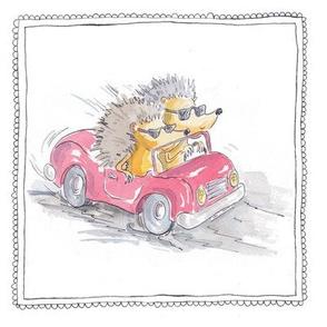 hedghog drive