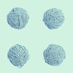 wavy chevron in light blue, aqua and pink