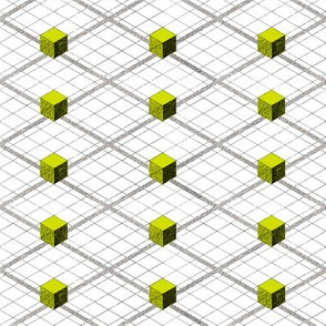 Totem Cubes Argyle - Earth