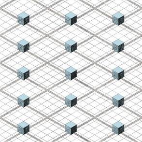 Totem Cubes Argyle - Wind