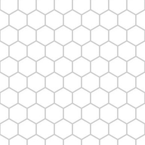 00585346 : inch hex (edge to edge)