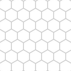 00585346 : inch hex (edge to edge)