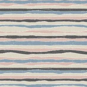 Tribal Council Stripes pastel