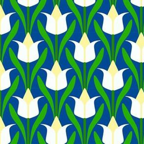 Tulips_Vintage_blue