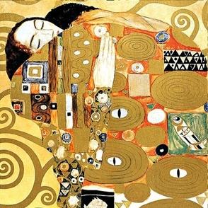 Fulfillment - Klimt