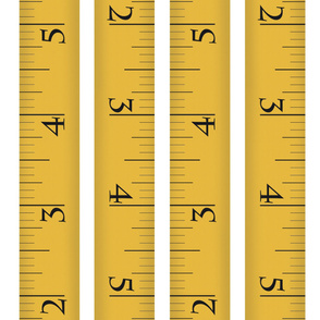 2 Yard Long Ruler