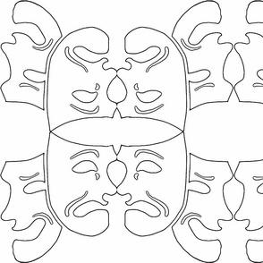 Theater Masks 5