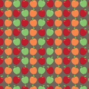 Apple Toss in Harvest Brown