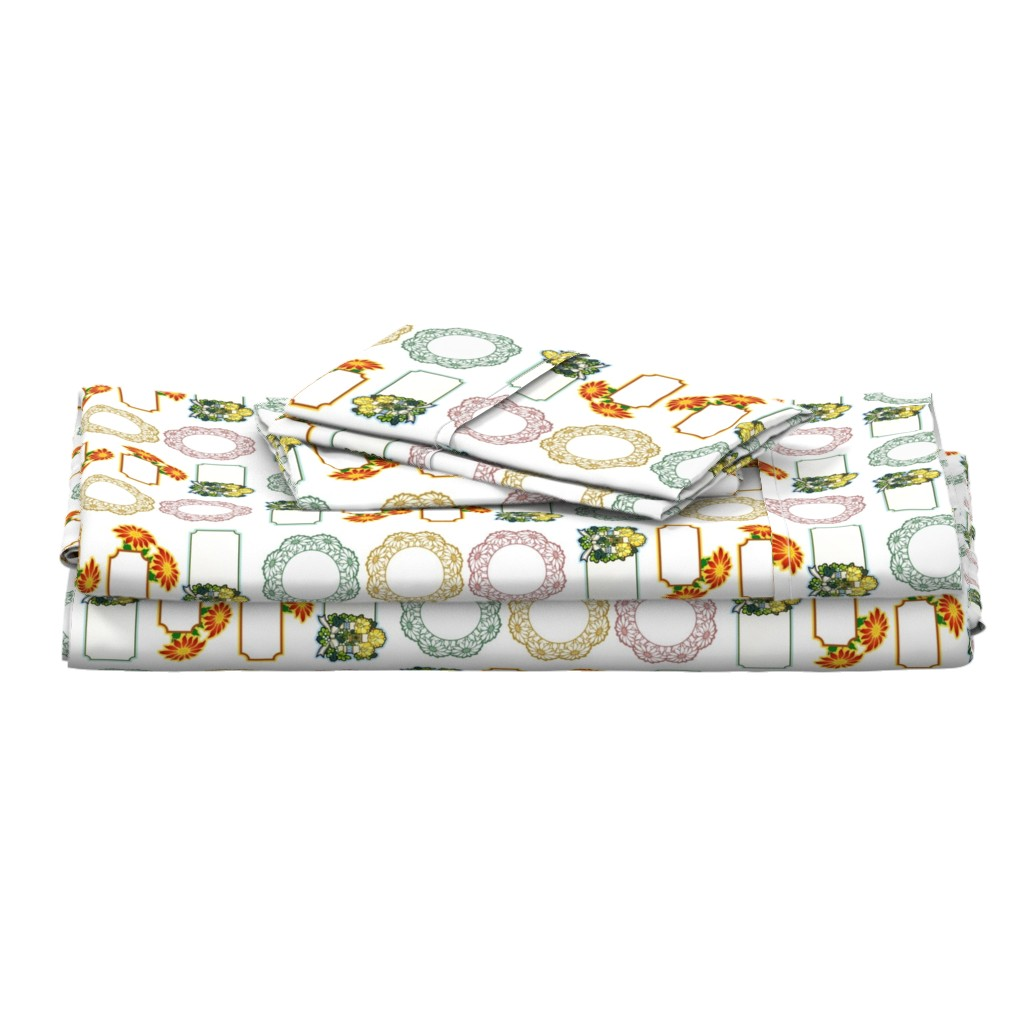 Langshan Full Bed Set featuring Gift tags by hannafate