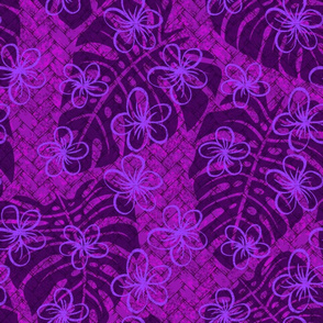 Garden Return purple