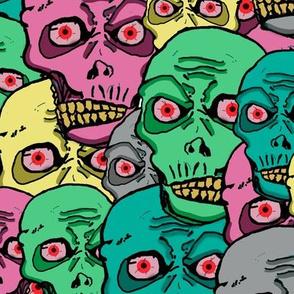Herd of Zombies