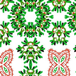 MidCentury Popworks ~ Christmas ~ Holly